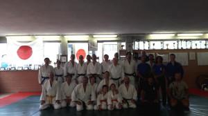 Judo, Ju jitsu, KravMaga, Kick Boxing, stage di difesa personale presso lo Yamashita club di Trevi